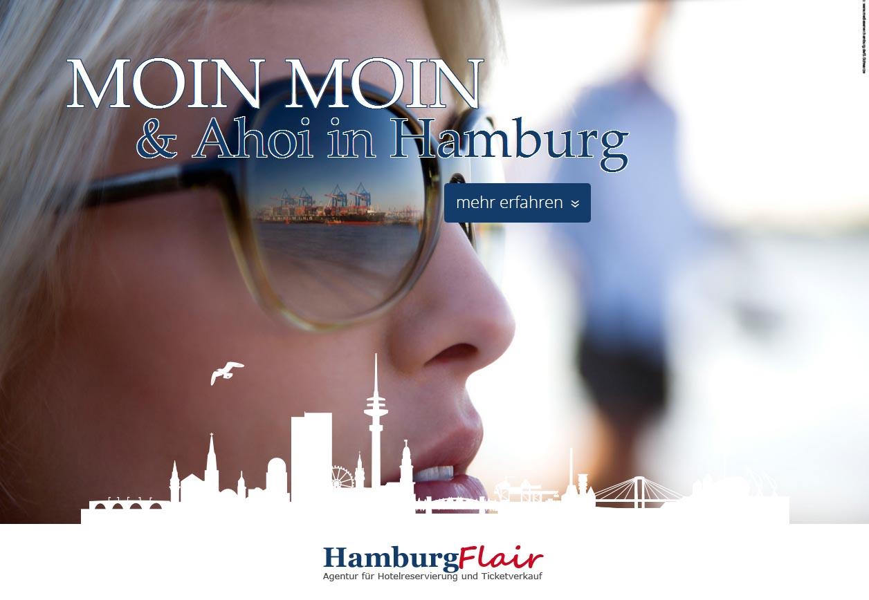 Hamburg Flair Responsive Relaunch