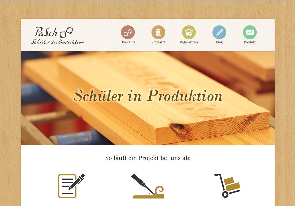 Partner Schule G19 Responsive Blog