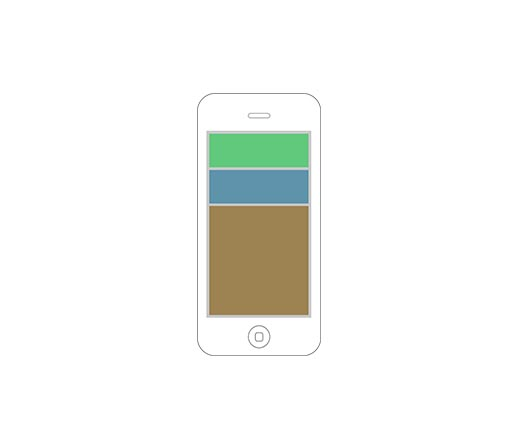 responsive iPhone