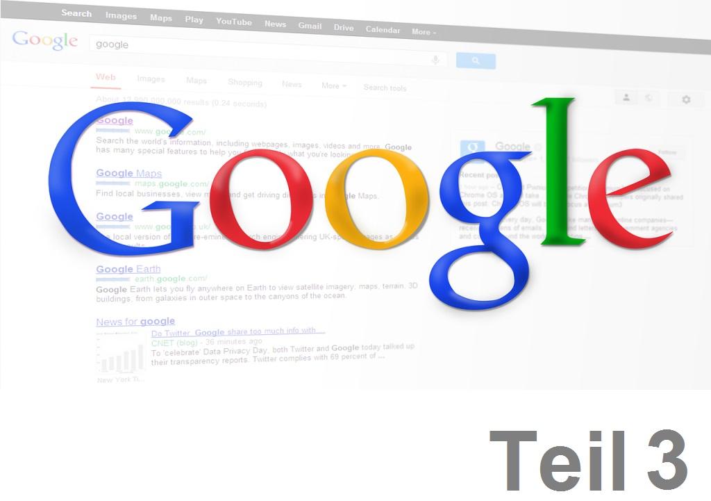 WebiNets Suchmaschinenoptimierung Einmalseins – Teil 3