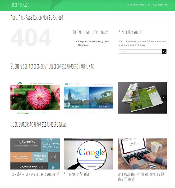 webinet 404